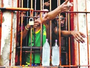 Pedrinhas. Complexo penitenciário abriga 2.200 detentos em 1.700 vagas, em São Luís, no Maranhão
