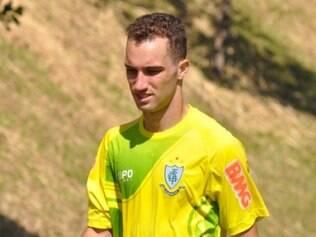 Jogador participou normalmente do treino, mas foi comunicado sobre empréstimo
