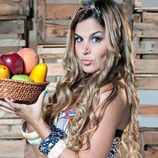 Robertha Portella em 'Doxa Xepa', seu primeiro trabalho na Record como atriz