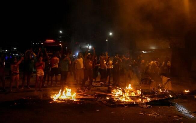 Racionamento de energia deu início a diversos protestos em cidades do Amapá