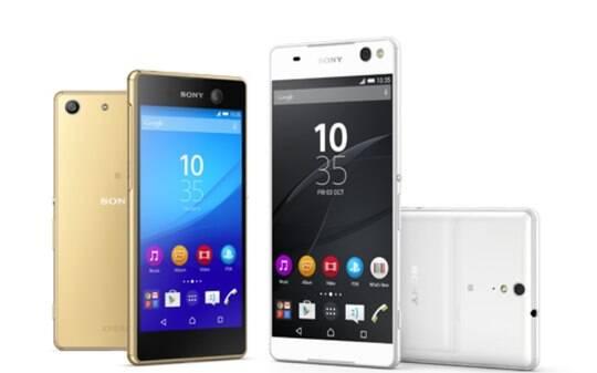 Sony anuncia smartphones com câmera frontal de 13 ...