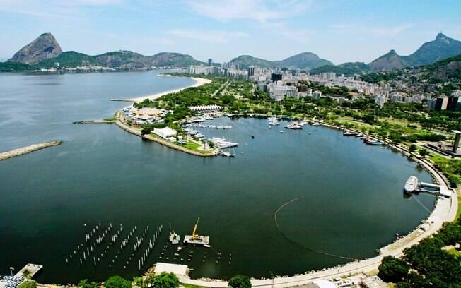 Passeios de barco na noite de ano-novo saem da Marina da Glória, localizada no Aterro do Flamengo