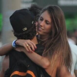 Caio Castro e Sabrina Pimpão
