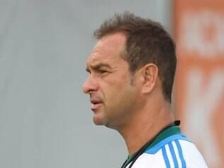 Fabiano Xhá, preparador físico do Palmeiras desde 2012, será o responsável pelos treinos