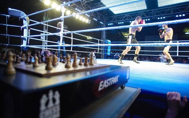 Chess Boxing, o esporte que mistura xadrez com boxe