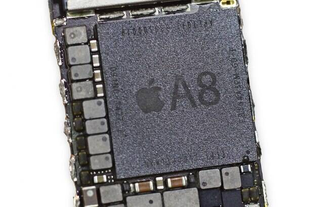 Chip A8 é o principal processador do iPhone 6