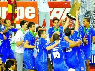 Jejum. Maior campeão brasileiro no vôlei masculino – sete títulos –, o Minas não ganha um nacional desde a temporada 2006/2007