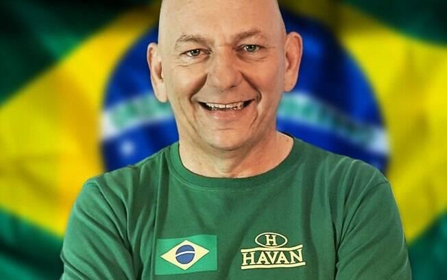 Luciano Hang, dono das lojas Havan
