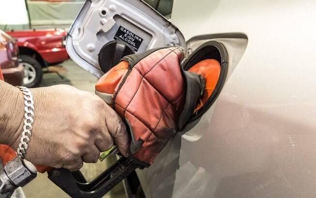 Gasolina pode ter aumento de R$ 0,22 por litro com o aumento dos tributos