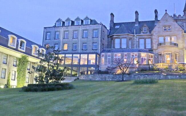 O palácio do nosso conto de fadas, na Irlanda do Norte