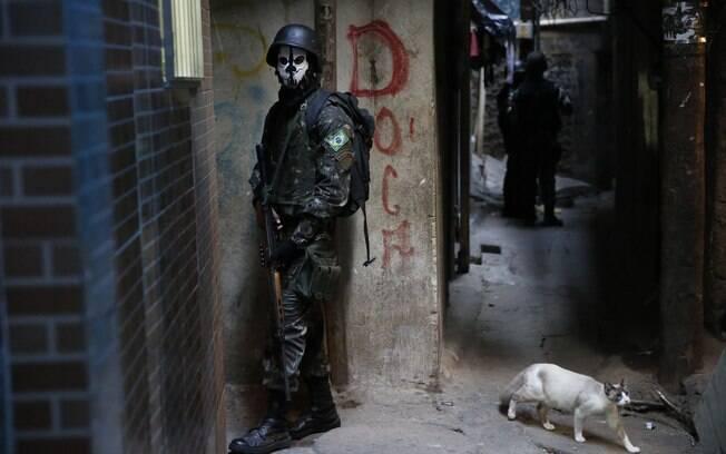 Forças Armadas foram acionadas no segundo semestre do ano passado para auxiliar ações de segurança no Rio de Janeiro