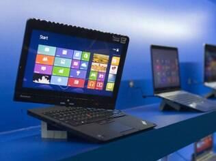 Apesar de queda nas vendas de PCs, Lenovo amplia participação de mercado e supera HP