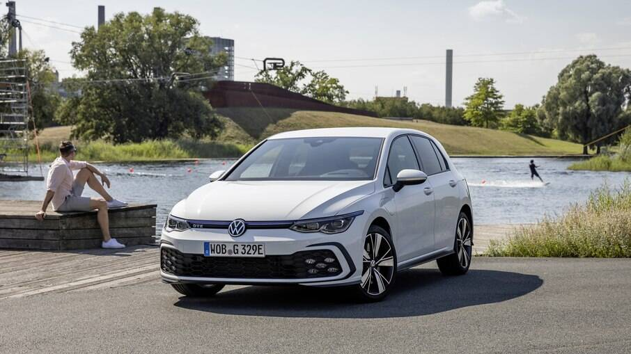 Volkswagen Golf GTE: é a versão mais provável de ser importada a conta gotas para o Brasil