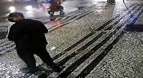 Bomba usada em ataque ao Consulado da China era caseira, diz polícia