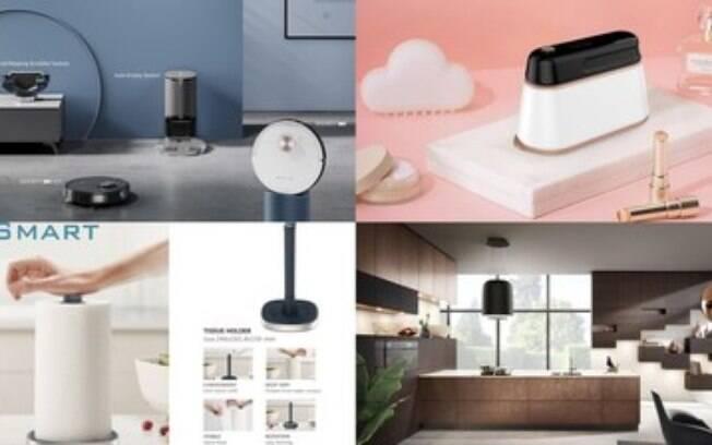 Tecnologia inteligente impulsiona produtos de consumo na 129ª Feira de Cantão