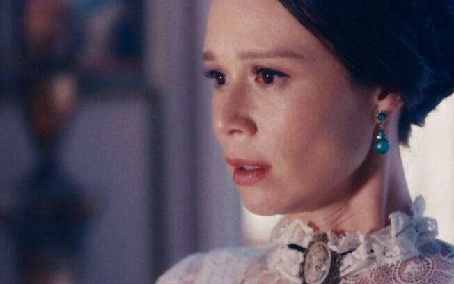 """Nos Tempos do Imperador – Dom Pedro II segue exemplo do pai cachorrão e deixa Luísa em choque: """"Não vou esconder"""""""