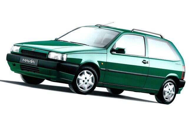 Fiat Tipo Mania: outra série limitada que foi vendida na Europa e que não veio ao Brasil, onde o modelo fez relativo sucesso