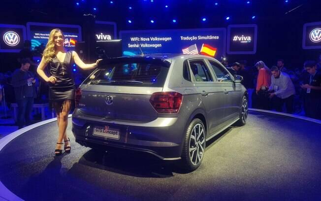 VW Polo GTS ainda está em fase de testes, e dificilmente chegará antes da metade do ano