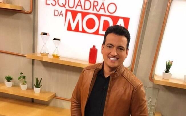 Rodrigo Cintra, que faz parte do Esquadrão da Moda (SBT), dá dicas para evitar que os cabelos brancos fiquem amarelados