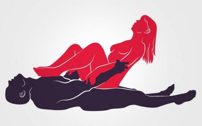Outras posições na cama exigem certo equilíbrio e força no abdômen – fazer exercícios é importante até para vida sexual