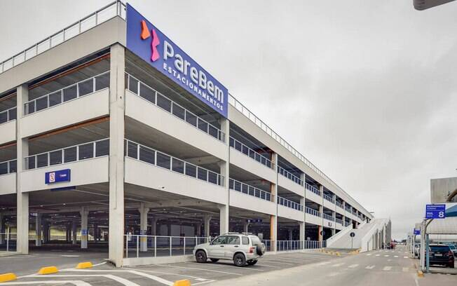 Novo serviço de reserva para estacionamento de aeroporto cresce no Brasil