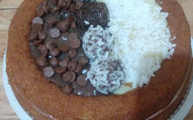 Nem tudo é o que parece, bolo de feijão com arroz é brincadeira que viralizou no Twitter