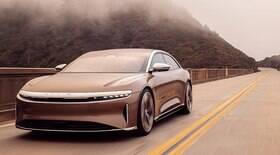 Sedã elétrico é carro que mais roda sem nova recarga