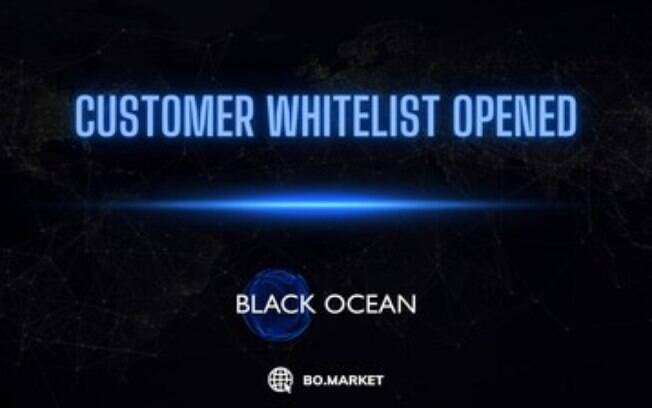 Plataforma de liquidez de criptomoedas Black Ocean abre lista de permissões de clientes