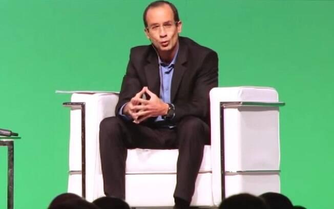 Marcelo Odebrecht anuncia investimento de até R$ 40 bilhões durante evento econômico em SP (2014)