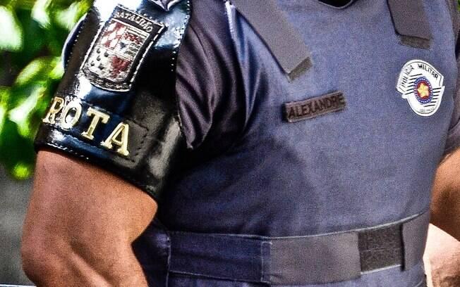 Policial de ROTA