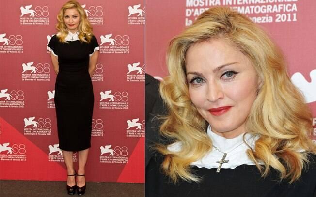 Madonna na 68ª edição do Festival de Cinema de Veneza
