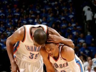Westbrook foi autor de 40 pontos e dez assistências na partida
