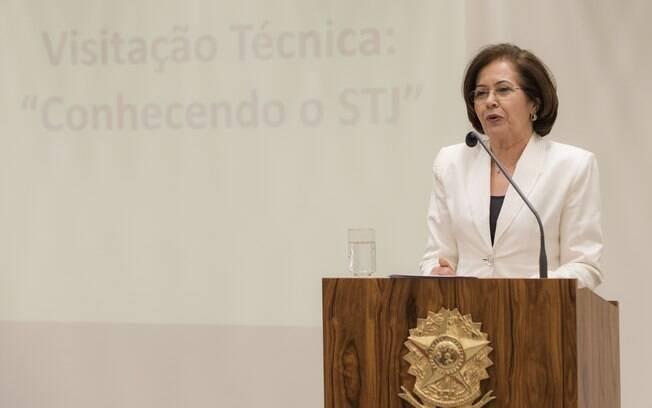 Laurita Vaz criticou desembargador plantonista, mas foi questionada por já ter tomado decisões quando estava de plantão