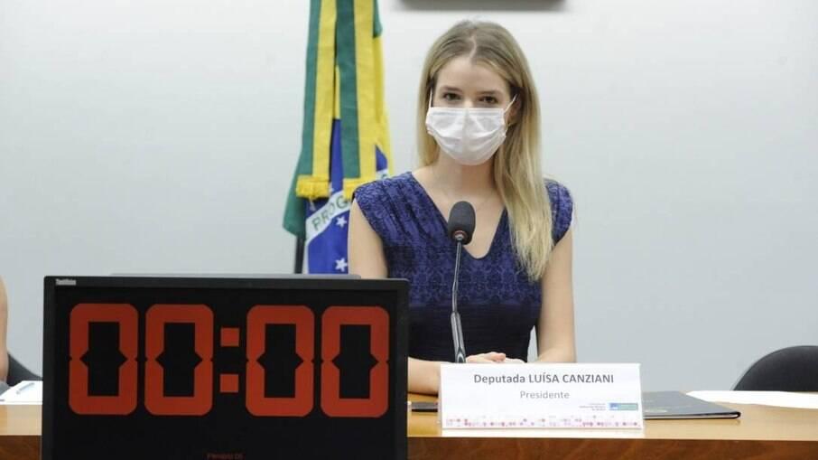 Luísa Canziani será relatora do ensino domiciliar