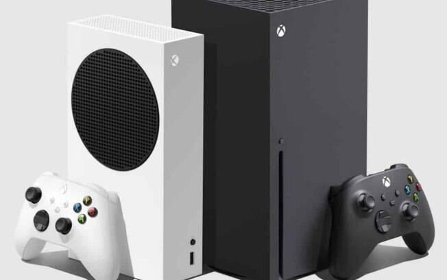 Xbox Series X e S chegam ao Brasil em 10 de novembro