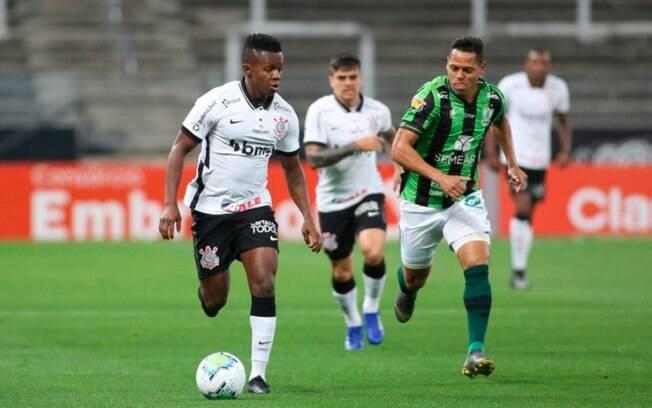 Corinthians precisa de vitória fora de casa para se classificar contra o América-MG