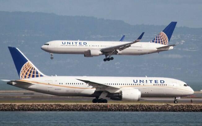 United Airlines afirmou que deu todo o suporte médico necessário ao cliente picado por escorpião
