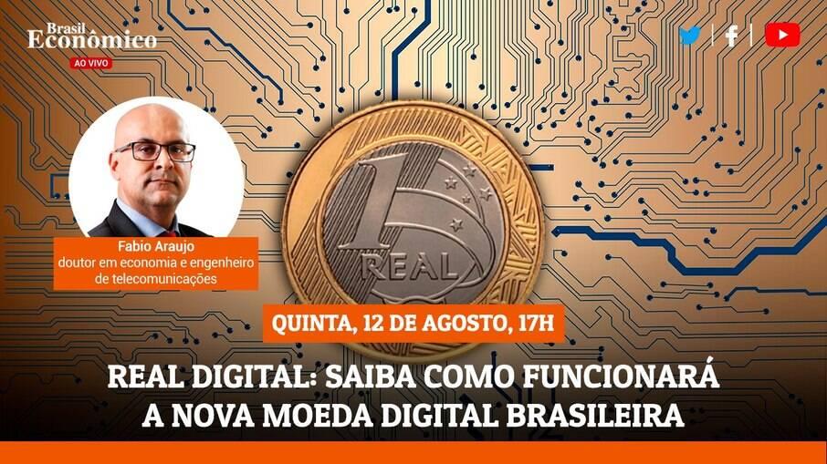 Especialista tira dúvidas sobre a nova moeda digital brasileira
