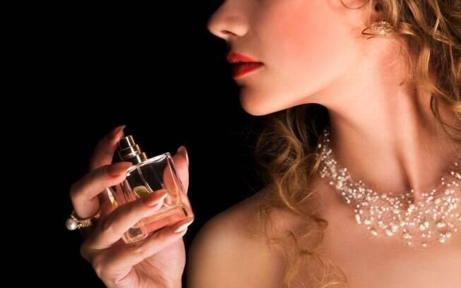 As mulheres clássicas preferem os aromas florais