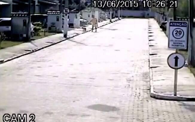 Policial militar mata cachorro da vizinha por ele urinar no gramado de sua casa