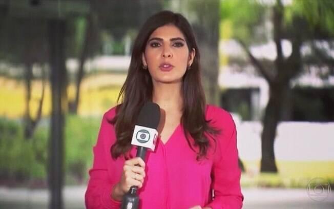 Globo prepara Andréia Sadi para ocupar vaga de Alexandre Garcia