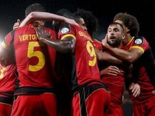 Belgas estão garantidos na Copa do Mundo de 2014