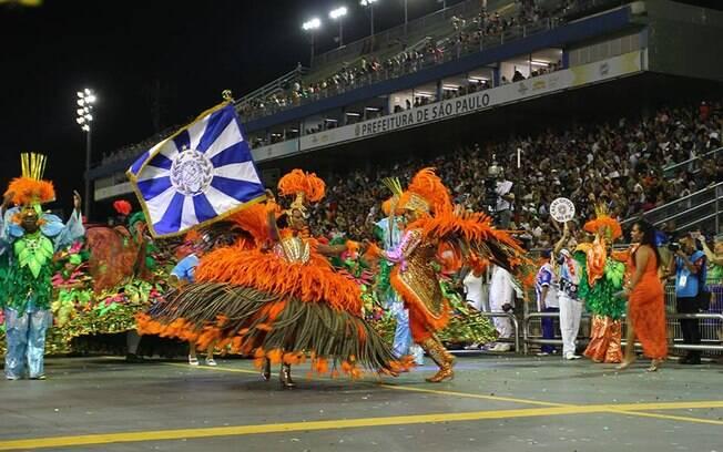 A Acadêmicos do Tatuapé falou sobre o Maranhão