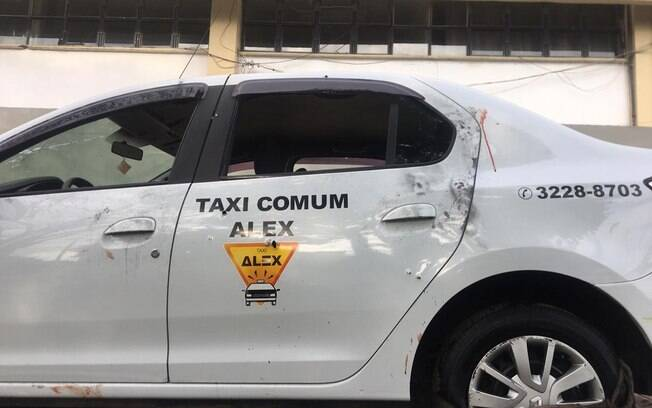 Vítimas da chacina da noite desta segunda-feira estavam dentro de um taxi no Jardim Peri