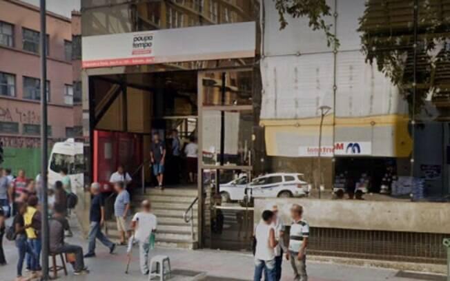 Poupatempo centro está oficialmente fechado.