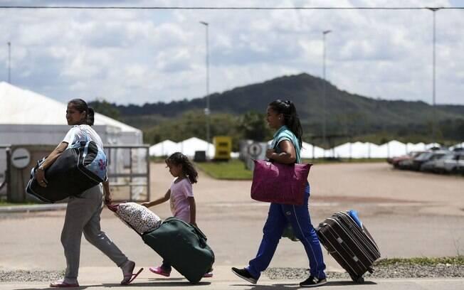 Operação Acolhida registrou fluxo intenso de venezuelanos entrando no Brasil desde a reabertura da fronteira