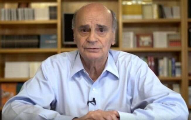 O médico Drauzio Varella