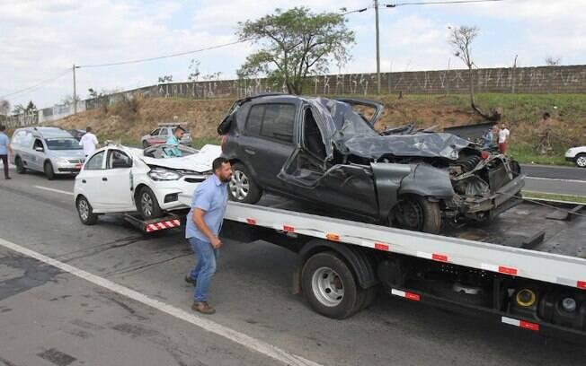 Duas pessoas morrem após acidente grave em Sumaré