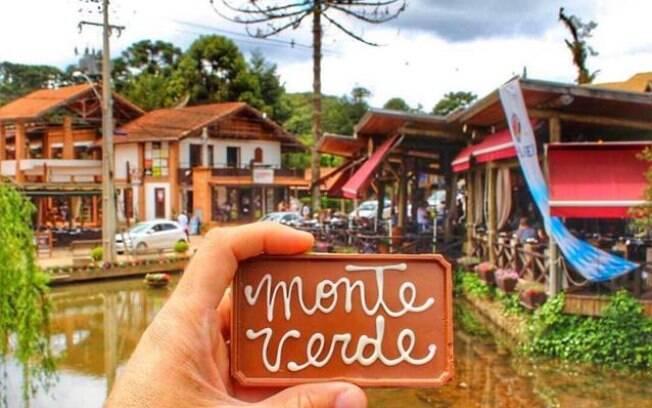 Monte Verde é um distrito em Minas Genais e próximo da capital paulita