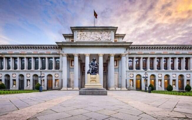 Museo Del Prado, em Madrid